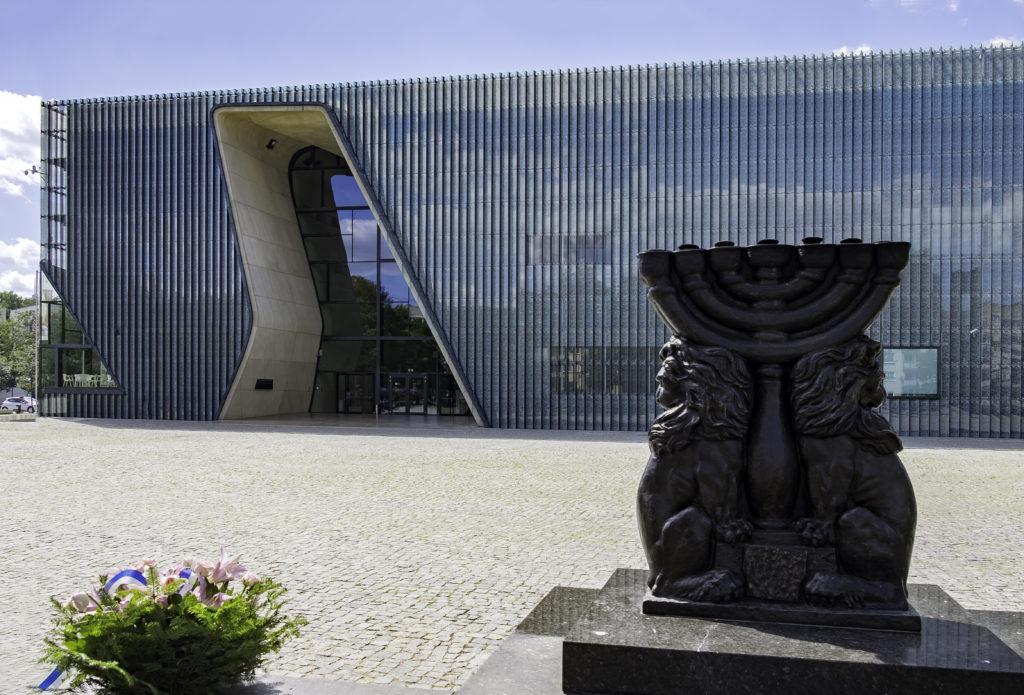Polin Museum Jewish Tour
