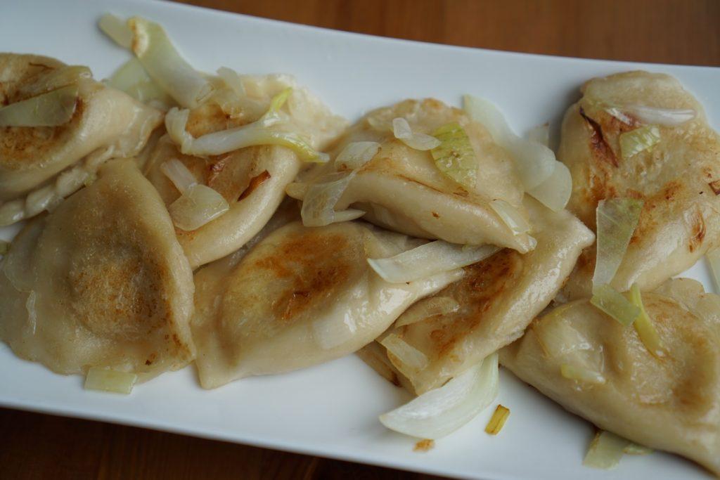 Pierogi  - Food tour